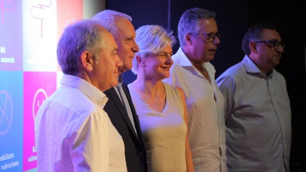 ABEL GUARINOS, ALBERT GIRONA, PILAR MONCHO, EVARIST CASELLES I VICENT LLORENS (1)