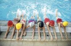 Actividades acuáticas para menores.