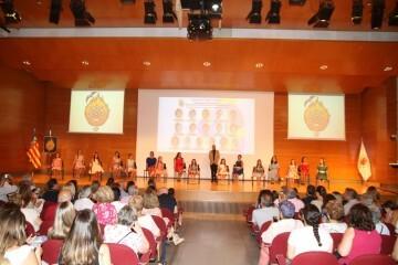 Agrupación de Fallas del Marítimo rindió Homenaje a las Falleras Preseleccionadas (19)