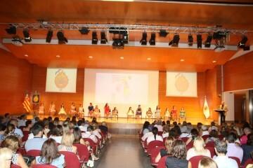 Agrupación de Fallas del Marítimo rindió Homenaje a las Falleras Preseleccionadas (9)