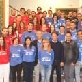 Al campionat de raspall parelles participaran mes d'un centenar d'equips