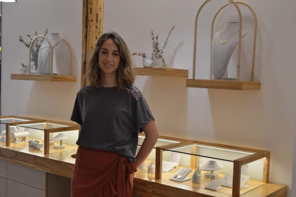 Jimena, la diseñadora