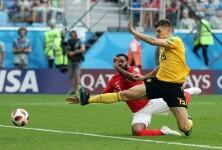 Bélgica golpea a Inglaterra y se lleva la final de consolación