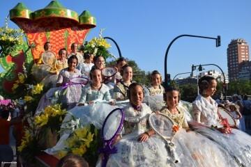 Batalla de Flores de Valencia del 2018 (28)