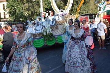 Batalla de Flores de Valencia del 2018 (3)