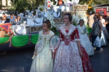 Batalla de Flores de Valencia del 2018 (8)