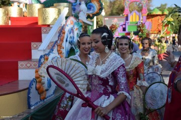Batalla de Flores de Valencia del 2018 (9)