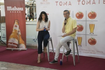 De la tierra al mercado II Semana Toma Tomate en el Mercat Colón (1)