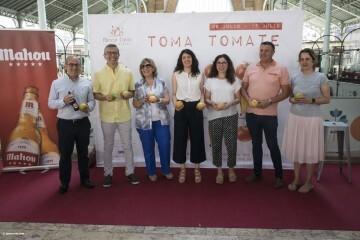De la tierra al mercado II Semana Toma Tomate en el Mercat Colón (10)
