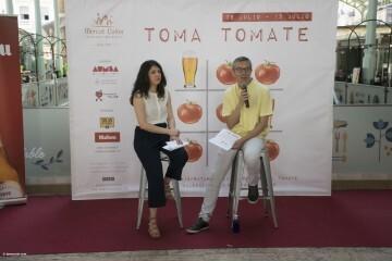 De la tierra al mercado II Semana Toma Tomate en el Mercat Colón (2)