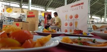 De la tierra al mercado II Semana Toma Tomate en el Mercat Colón (26)