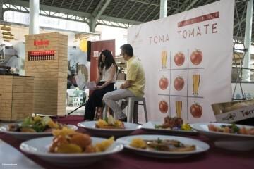 De la tierra al mercado II Semana Toma Tomate en el Mercat Colón (5)
