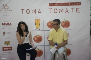 De la tierra al mercado II Semana Toma Tomate en el Mercat Colón (7)