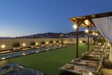 HOTEL ANDALUCIA CENTER - PISCINA NOCHE 1