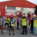 CCOO cifra en un 75% el seguimiento de trabajadores valencianos de la huelga en la indústria del textil