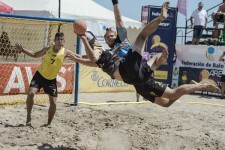 Más de 1.500 personas participarán en eventos deportivos en la Platja del Cabanyal el fin de semana del 27 al 29 de julio.