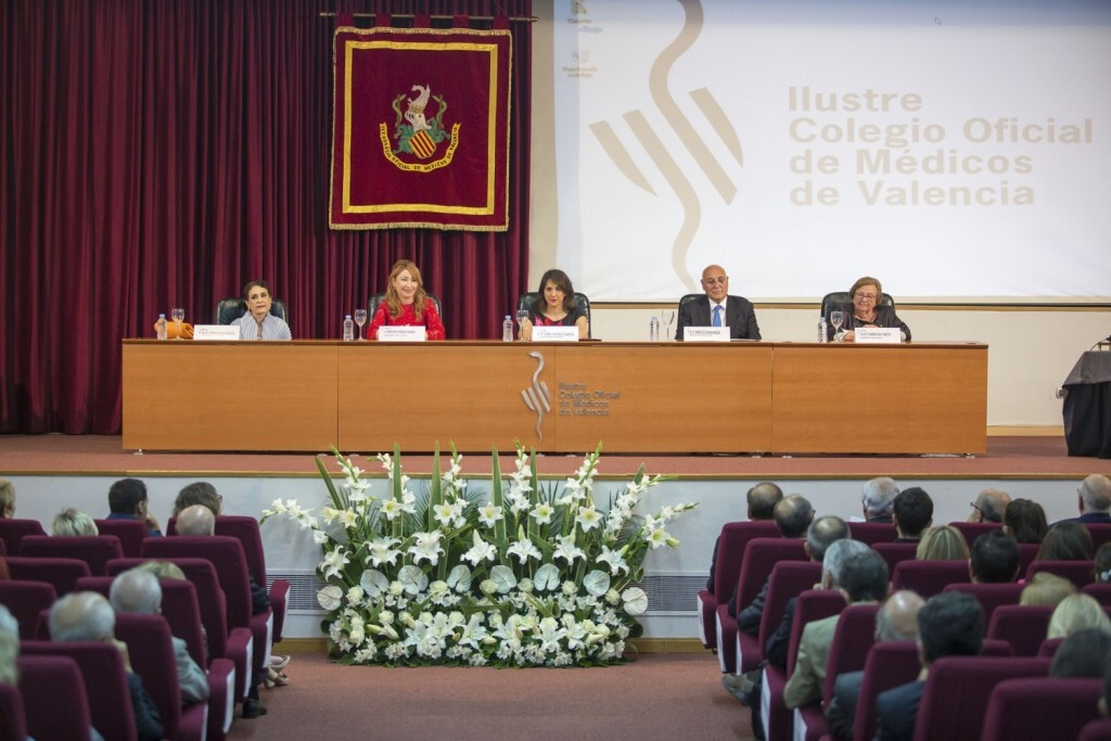 Mesa presidencial presidenta del IMV, pta ICOMV, Subsecretaria  Sanitat, pte Junta electoral, pdta RAMCV