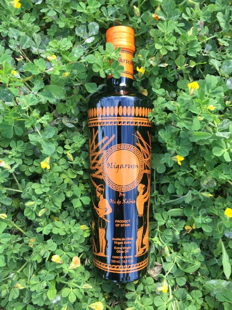 Oli de Xàbia aceite de OlivaVirgen Extra de calidad gourmet (3)