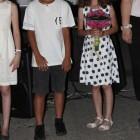 La Falla Calvet de Alboraya celebra la proclamación de su Fallera Mayor Infantil y sus Presidentes