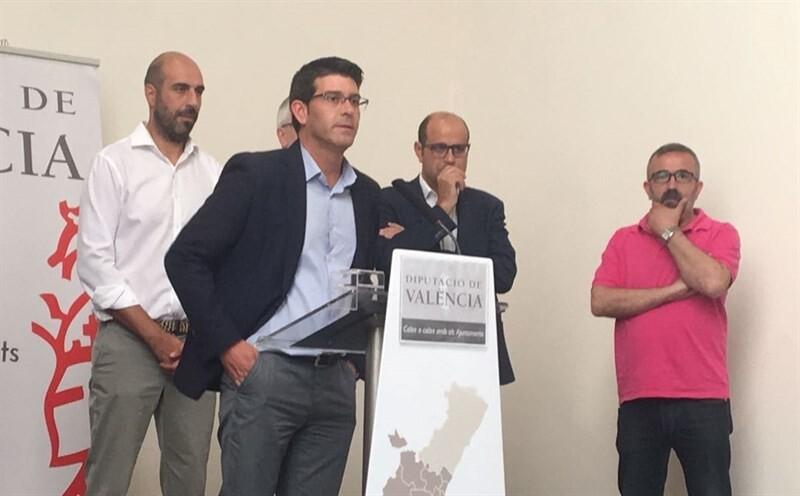 Rodríguez deja la Diputación de Valencia