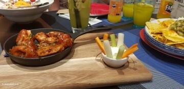 València Blue Frog comida (30)