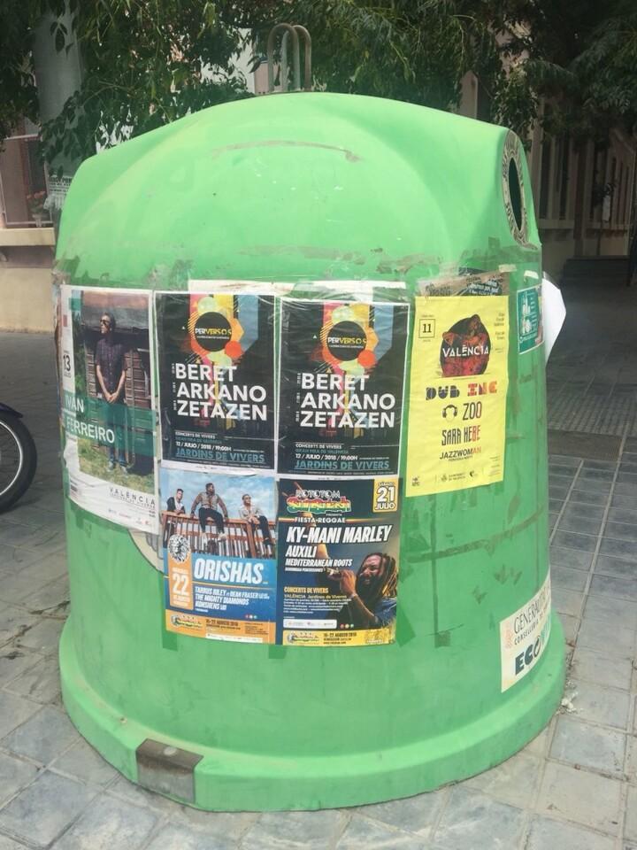 carteles Feria Julio en contenedores 3