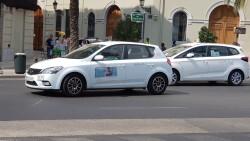 huelga de taxis valencia (6)