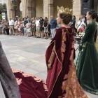 Castelló celebra con justas, exhibiciones aéreas y una réplica de la Santa María su 767 aniversario