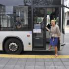 Castelló conclou la instal·lació de plataformes per a millorar l'accessibilitat en parades de bus