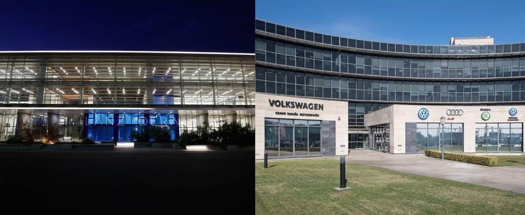 Acuerdo Corporate Lanzadera Volkswagen