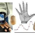 Los autores han analizado los cambios de las señales electrodérmicas del cuerpo durante la manipulación el las primieras industrias humanas./Emiliano Bruneret al
