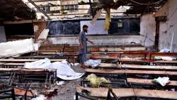 Atentado en Afganistan colegiop 48 muertos