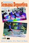 Cartel aerobic y kangoo jump