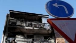 Dos heridos tras quemarse un hombre a lo bonzo en la localidad madrileña de Villaverde Alto