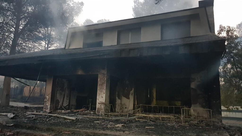El incendio de Llutxent ya ha arrasado 3.000 hectáreas valencia (1)