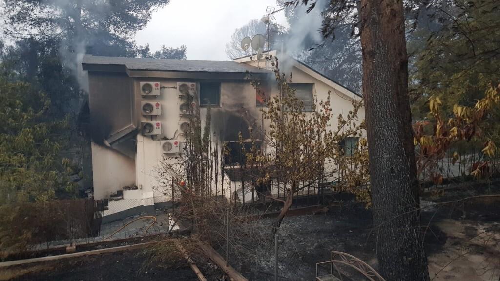 El incendio de Llutxent ya ha arrasado 3.000 hectáreas valencia (2)