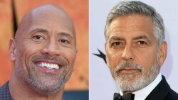 George Clooney y Dwayne Johnson, los actores mejores pagados del mundo