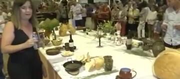 Sonia Lahiguera jurado del festival gastronómico