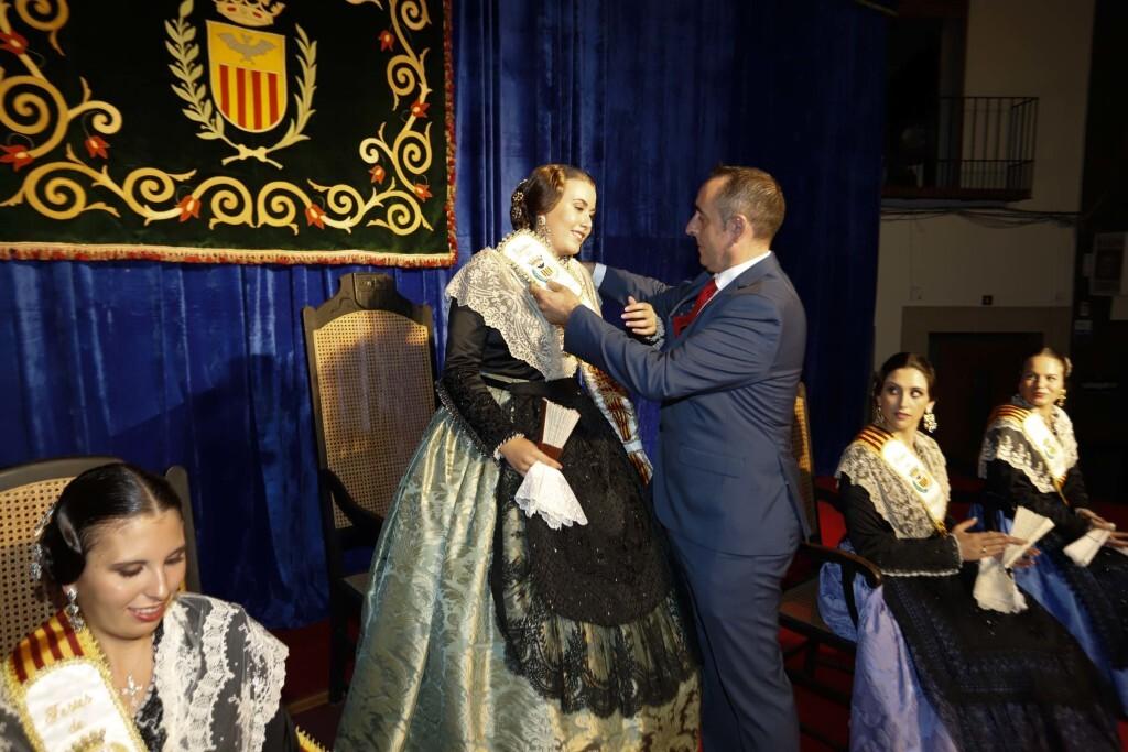Idoia Bernat, proclamada reina de las fiestas de Vilafamés en un emotivo acto (2)