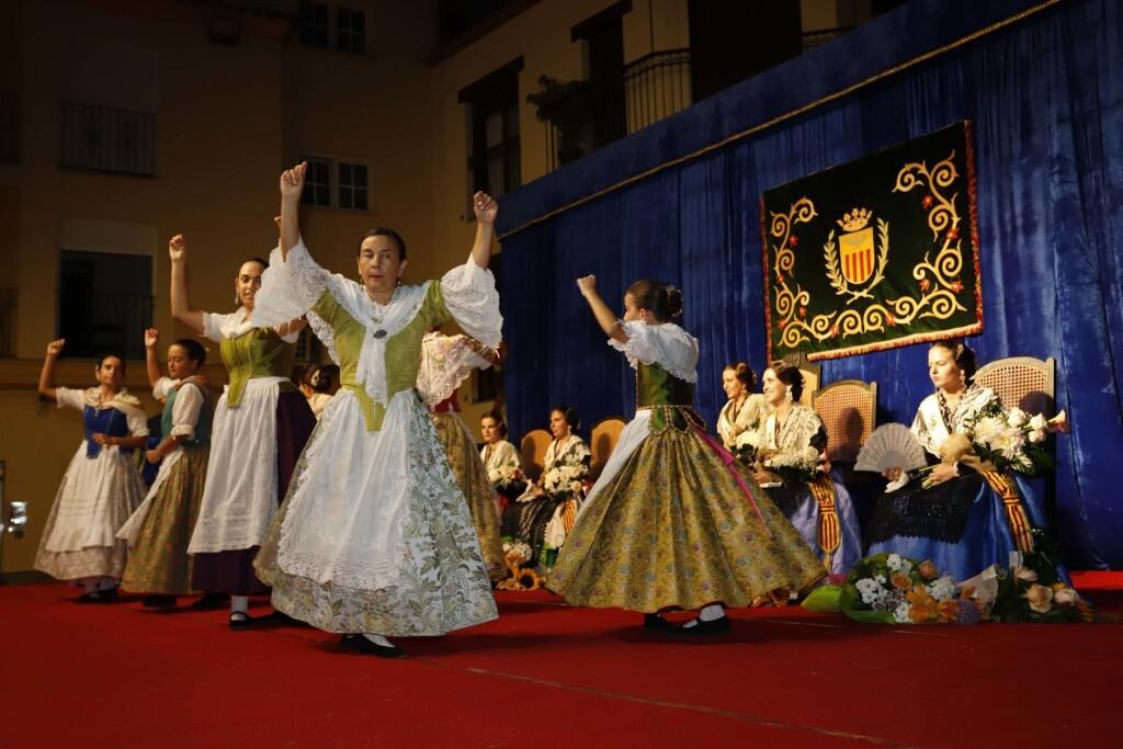 Idoia Bernat, proclamada reina de las fiestas de Vilafamés en un emotivo acto (4)