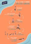 Infografía playa