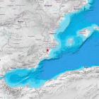 Un terratrèmol de magnitud 4,2 es percep en diverses poblacions d'Alacant