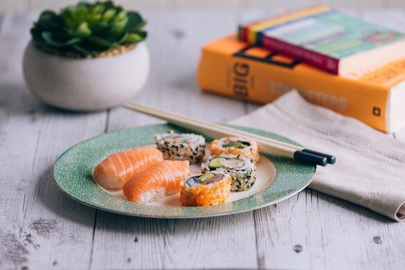 Miss Sushi crece más de un 80 en pedidos de comida a domicilio de la mano de Just Eat