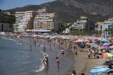 Ocupación turística verano