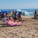 Sanidad trabaja en un programa de playa sin humos
