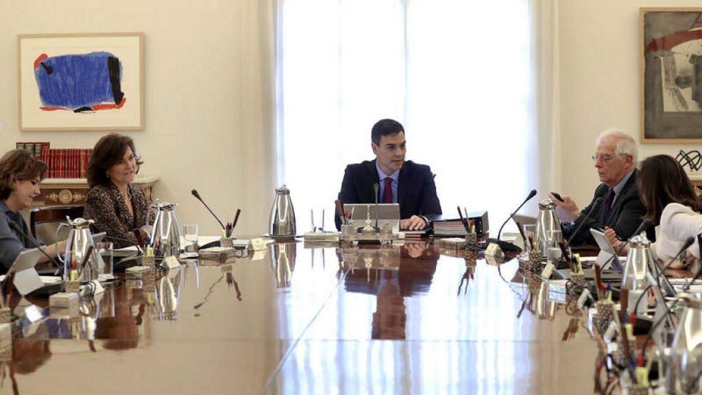 Pedro Sánchez comparece este viernes tras el último Consejo de Ministros antes de las vacaciones