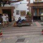 La plaça Sant Ramon de Vilafamés guanya el concurs de carrers engalanats