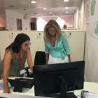 L'alcaldessa revela l'alt grau de satisfacció dels usuaris de la telassistència a Castellò