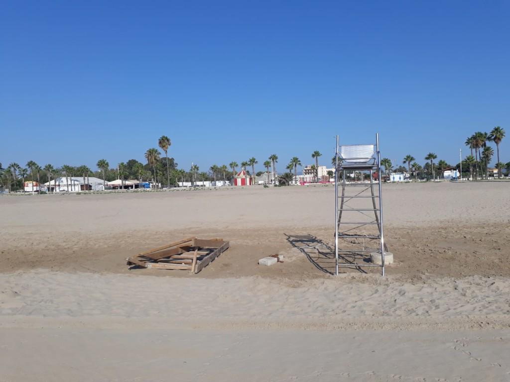 Torres de vigilancia en la costa (2)