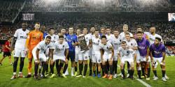 Valencia CF Trofeo Naranja gana 3-0 al Bayer
